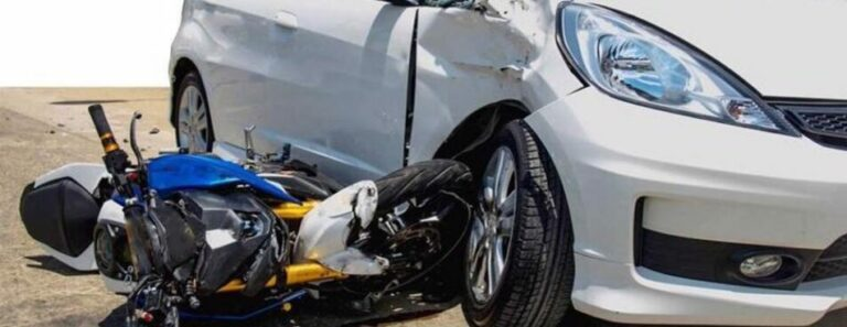 motorcycle accident, Lawrenceville accident lawyer concept