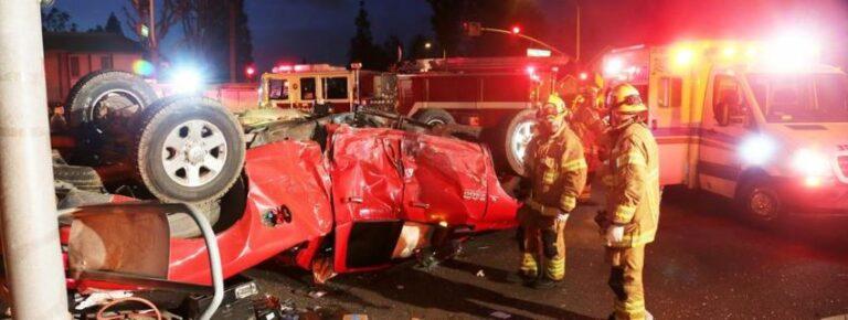 Mayesville Crash