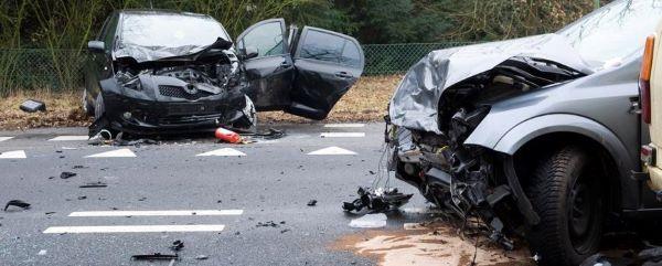 Multi-Vehicle Crash on GA 365